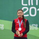 Chile sumó dos medallas de plata en el cierre del patín carrera en Lima 2019