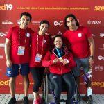 Katherinne Wollermann gana bronce en el Mundial de Paracanotaje y clasifica a los Juegos Paralímpicos Tokio 2020