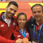 Mary Dee Vargas ganó medalla de bronce en el judo de Lima 2019