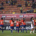 La Roja Femenina jugará ante Uruguay en Temuco