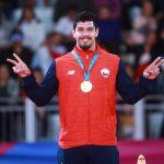 Thomas Briceño gana medalla de oro en el Judo de Lima 2019