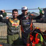 Tomás de Gavardo se tituló campeón junior de la Copa del Mundo FIM de Bajas