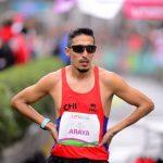 Yerko Araya fue undécimo en el atletismo de Lima 2019