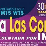 Con la disputa de la qualy se iniciaron los torneos de tenis M15 y W15 Copa Las Condes