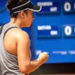 Bárbara Gatica ganó el duelo chileno en los octavos de final del W15 de Sao Paulo