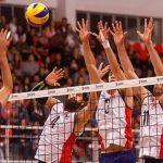 Chile cayó ante Brasil y jugará por el tercer lugar del Sudamericano Adulto Masculino de Volleyball