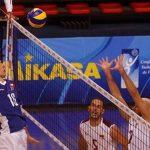 Chile cayó ante Venezuela en el cierre del Grupo B del Sudamericano Adulto Masculino de Volleyball