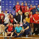 Chile se tituló campeón del Sudamericano de Esgrima