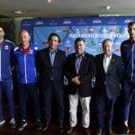 Este jueves se realizó el lanzamiento del Sudamericano Masculino Adulto de Volleyball 2019