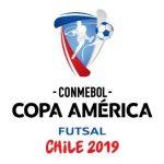 Este jueves se realizará el sorteo de la Copa América de Futsal Chile 2019
