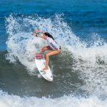 Lorena Fica avanzó a la segunda ronda del Mundial de Surf