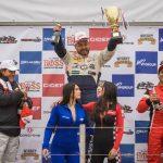 Patricio Naranjo ganó la séptima fecha del TP Race