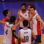 Chile será sede del Preolímpico de Volleyball Masculino 2020