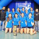 San Felipe se tituló campeón nacional U18 de Volleyball Femenino