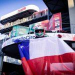 Benjamín Hites se quedó con el subcampeonato del torneo norteamericano Ferrari Challenge