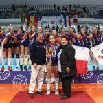 Chile se titula campeón del Sudamericano Sub 16 de Volleyball Femenino