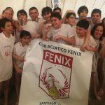Club Fénix se coronó campeón del Nacional Sub 13 Mixto de Waterpolo