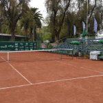 La lluvia llevó a la suspensión de la jornada de los torneos M15 y W15 Copa Las Condes