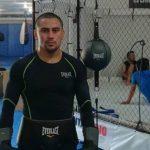 Diego Rivas vuelve al ring en diciembre con una pelea en Temuco