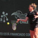 Fernanda Brito avanzó a las semifinales del W15 de Santiago Copa Las Condes