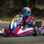 María José Pérez de Arce está en Italia para disputar la Final Mundial del torneo de karting Rok Cup
