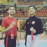 Chile suma tres medallas en el G1 Open Canadá de Taekwondo