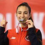 Valentina Toro se titula campeona mundial de karate en la categoría U21