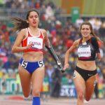 Amanda Cerna fue cuarta en su serie de 100 metros en el Mundial de Atletismo Paralímpico