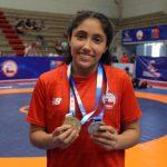Chile sumó nuevas medallas en la competencia femenina del Sudamericano de Lucha Olímpica
