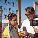 Noel de la Torre cerró su participación en el Mundial Junior de Surf