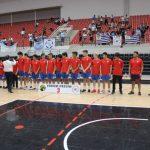 Chile ganó medalla de bronce en la competencia masculina del Sudamericano Sub 14 de Handball