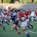 Chile derrota a Paraguay y jugará la final del Sudamericano de  Rugby M19
