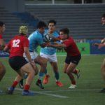 Chile se quedó con el segundo lugar del Sudamericano de Rugby M19