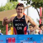 Diego Moya ganó el CAMTRI Sprint Triathlon American Cup Santiago