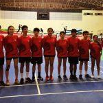 Chile se quedó con el bronce en la competencia por equipos Sub 15 del Sudamericano de Bádminton
