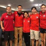 Bárbara Riveros volvió a las competencias con un lugar 15 en Lima
