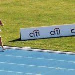 Margarita Faúndez fue tercera en su serie de los 1500 metros en el Mundial de Atletismo Paralímpico