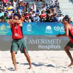 Primos Grimalt cayeron en los cuartos de final de la fecha mexicana del World Tour de Volleyball Playa
