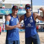 Primos Grimalt avanzaron a cuartos de final en la fecha mexicana del World Tour de Volleyball Playa