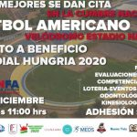 Selección Chilena Universitaria de Football Americano realizará un evento para sumar fondos y viajar al Mundial