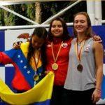 Alejandra y Carmen Contreras suman medallas para Chile en el Panamericano Juvenil de Escalada Deportiva