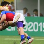 Chile finalizó invicto la primera jornada del Seven de la República