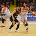 CD Valdivia cayó ante Flamengo en nueva fecha de la Basketball Champions League Americas