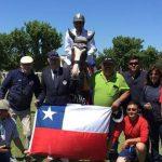Carlos Lobos consiguió la clasificación a los Juegos Olímpicos de Tokio 2020