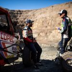 """Chaleco"" López e Ignacio Casale están listos para disputar el Dakar 2020"