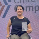 Francisca Mardones ganó la votación a la mejor atleta de noviembre del Comité Paralímpico de las Américas