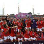 La Roja Femenina subió al puesto 36 en el ranking de la FIFA