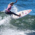 Surfistas nacionales se despidieron en la segunda ronda del Pichilemu Women's Pro