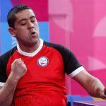 Chile ganó tres medallas de plata en el Open Costa Rica de Tenis de Mesa Paralímpico
