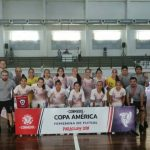 La Roja de Futsal finalizó décima en la Copa América Femenina